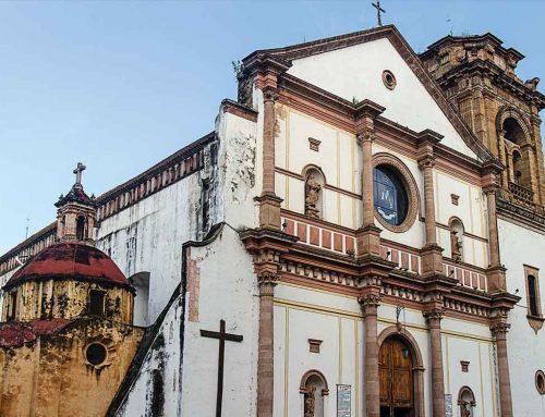 Conoce la Basílica de Nuestra Señora de la Salud