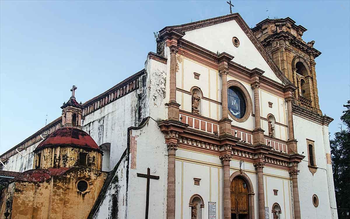 Basilica de Nuestra Señora de la Salud patzcuaro