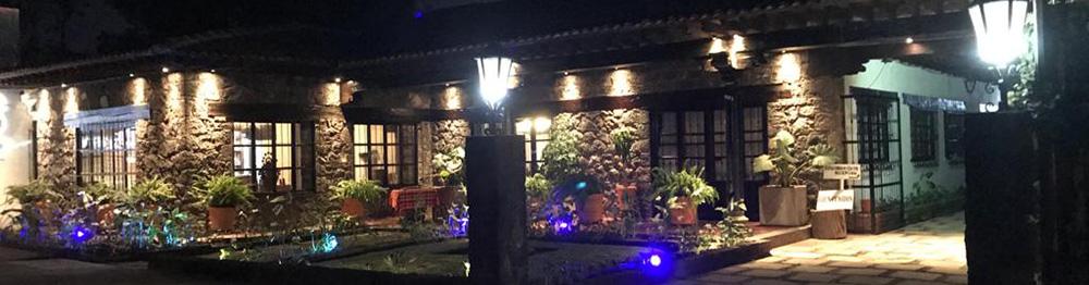 Hosteria san Felipe eventos noche