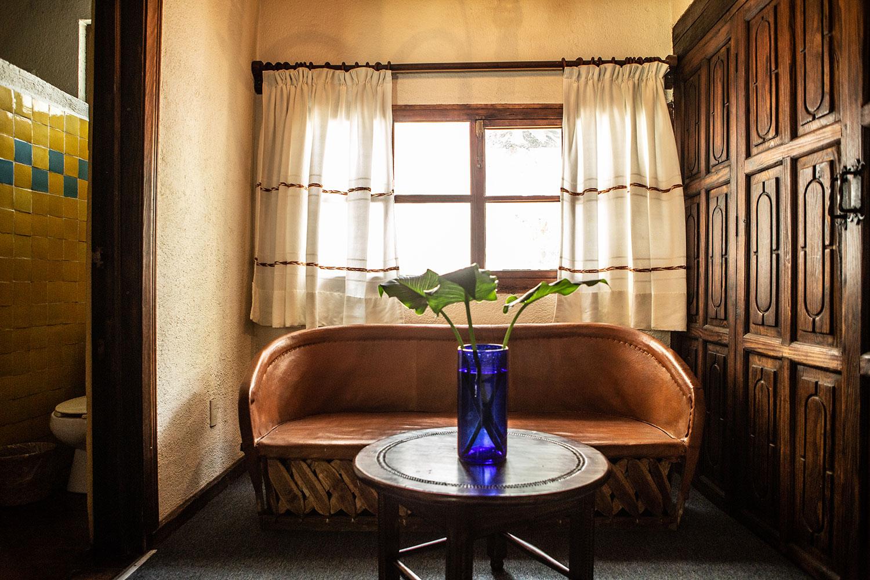 Hosteria San Felipe habitacion
