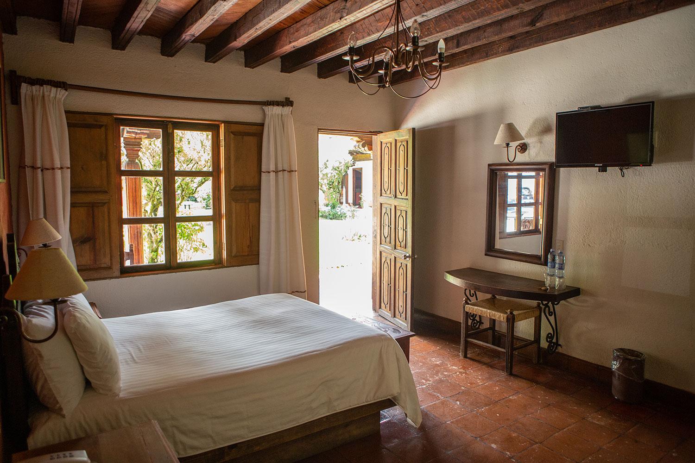 Hosteria San Felipe habitacion Sencilla