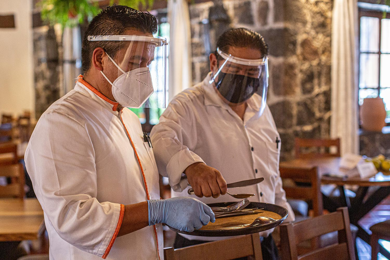 Hosteria San Felipe restaurante