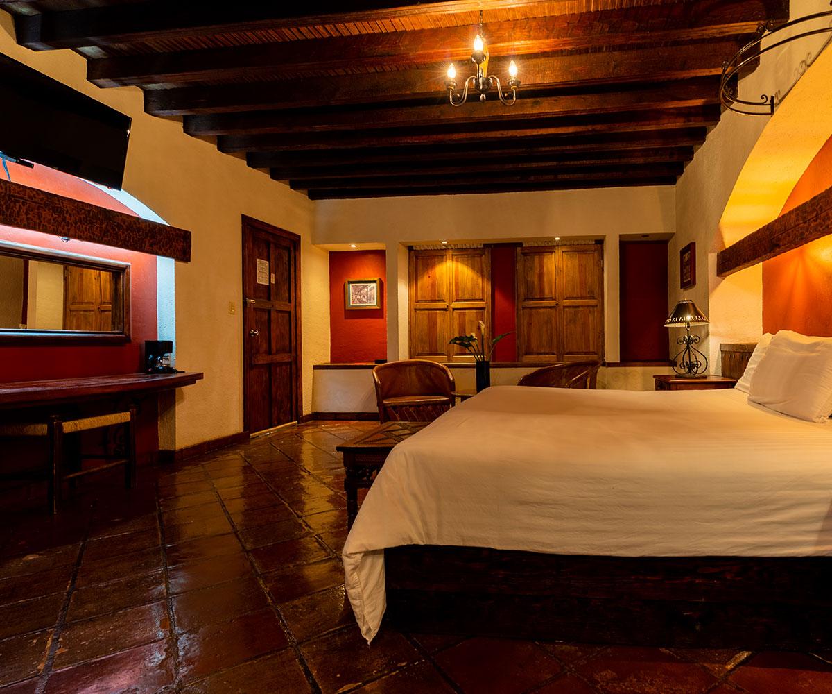 Hosteria San Felipe Hab master sencilla 2