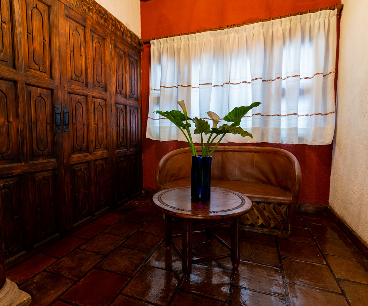 Hosteria San Felipe Hab master sencilla sala 2