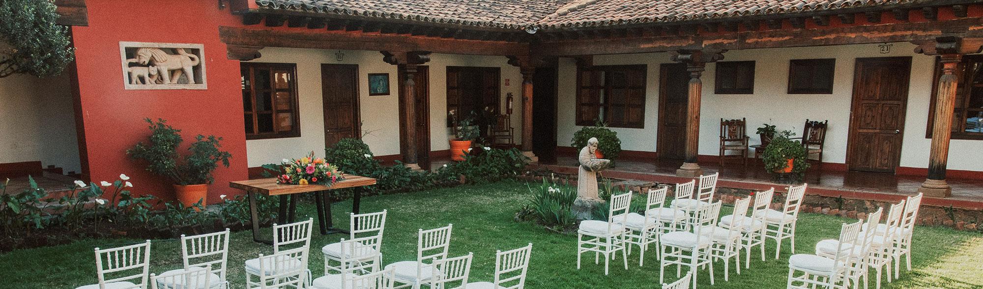 Hosteria San Felipe celebración soñada bodas y eventos