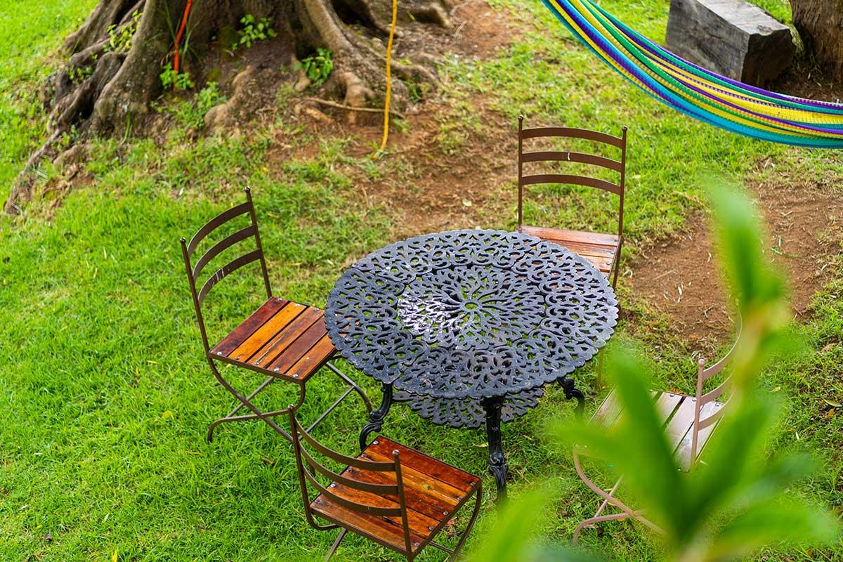 Hosteria San Felipe contacto próximas vacaciones jardín descanso