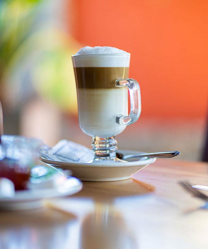 Hosteria San Felipe desayuno café